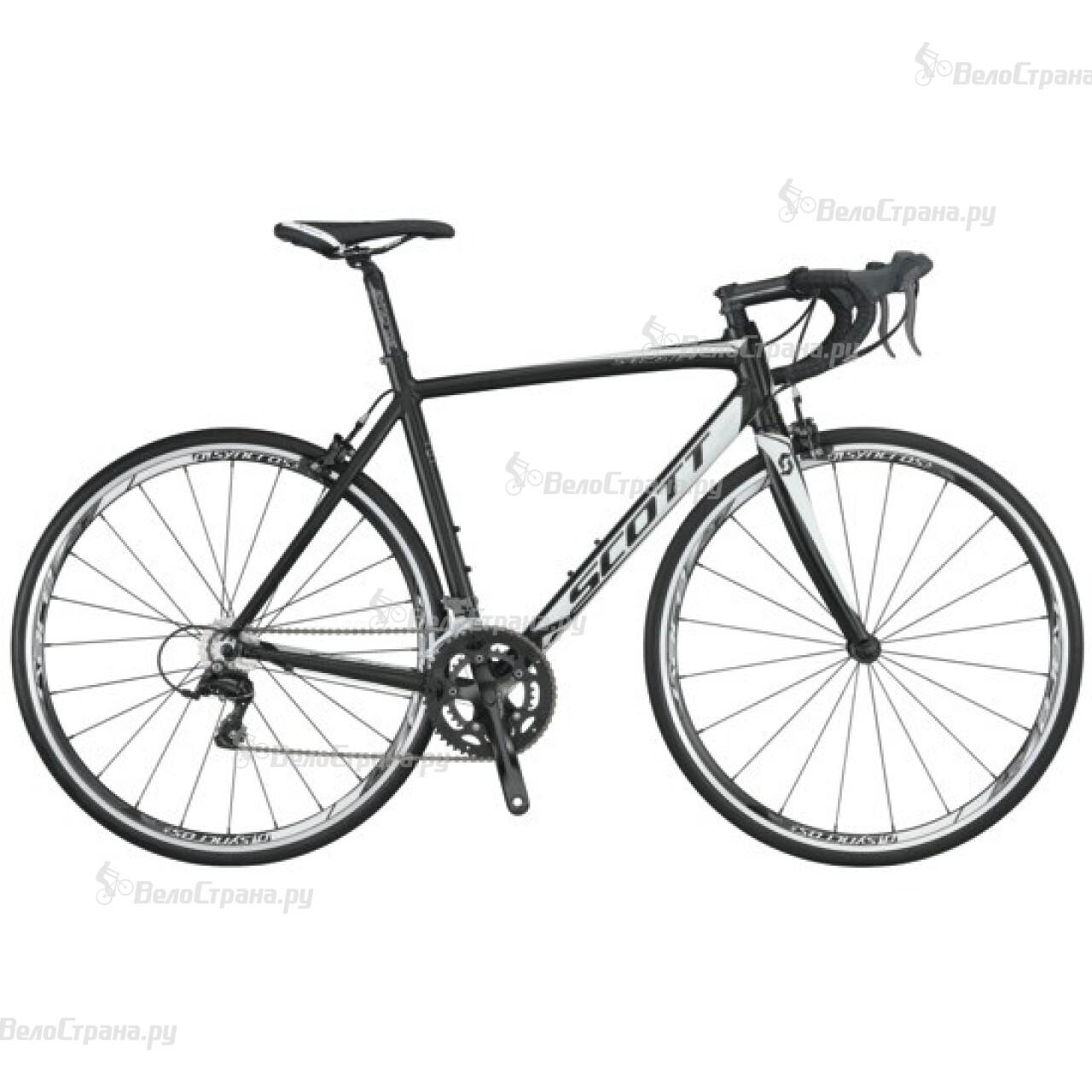 Велосипед Scott Speedster 50 (2014) велосипед wheeler protron 50 2014