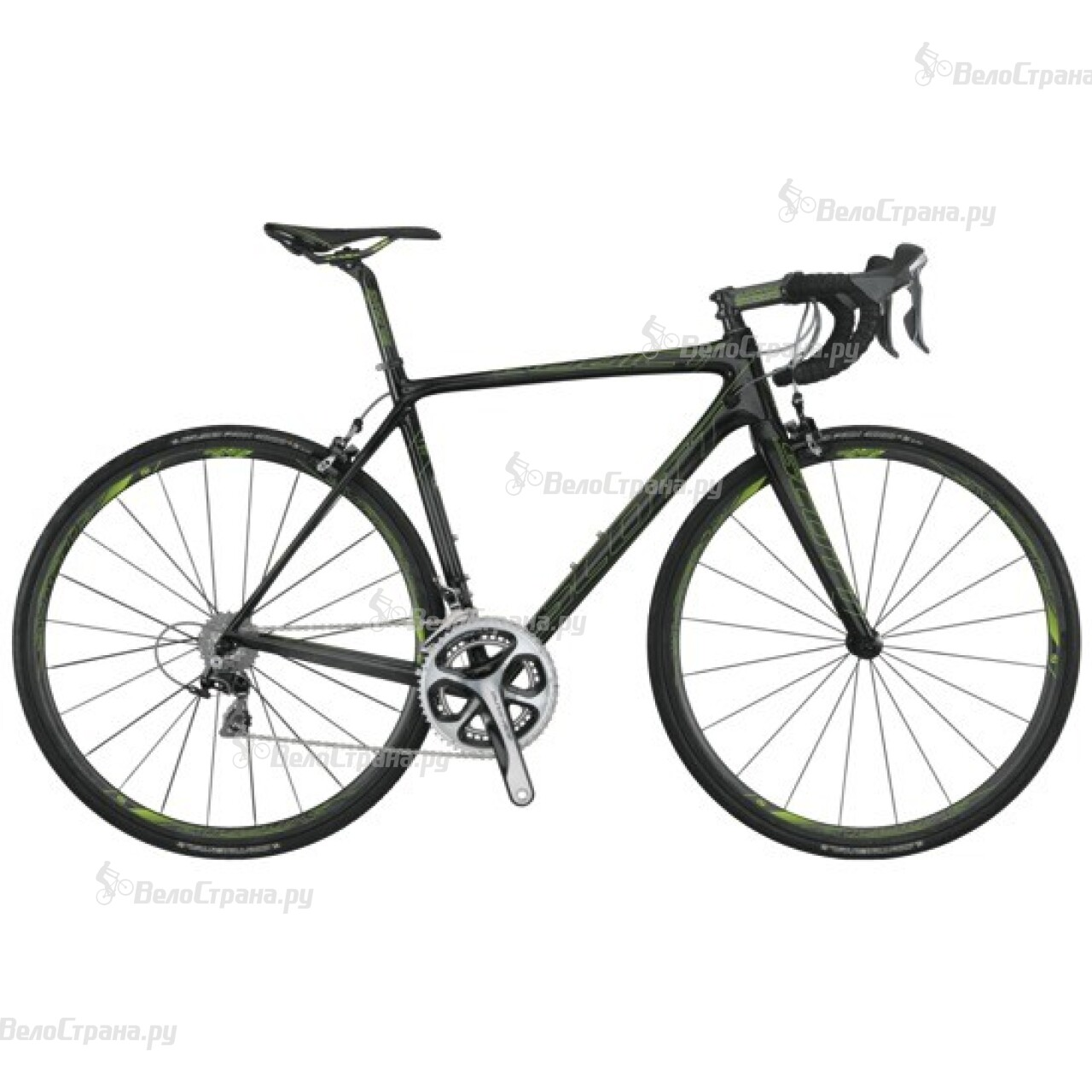 Велосипед Scott Addict Team Issue (2014) scott addict sl compact 2015