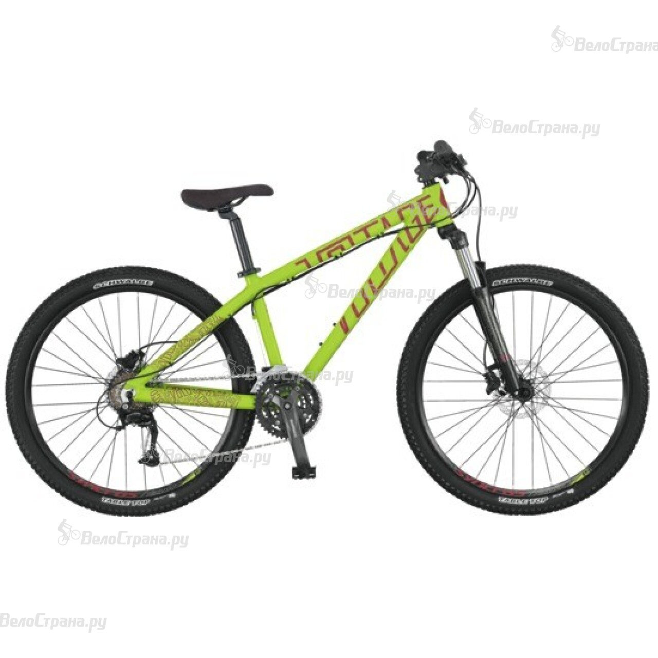Велосипед Scott Voltage YZ 10 (2014)