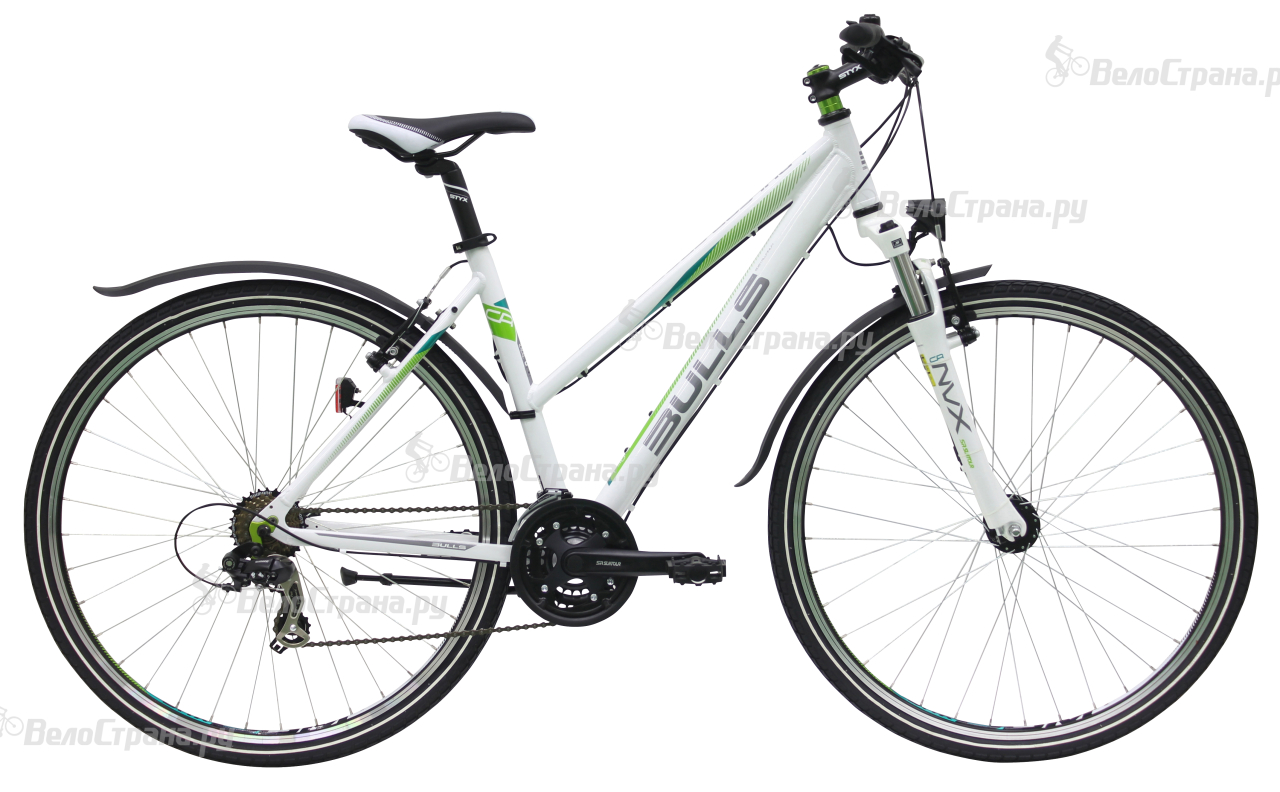 все цены на Велосипед Bulls Pulsar Cross Street Lady (2016) онлайн