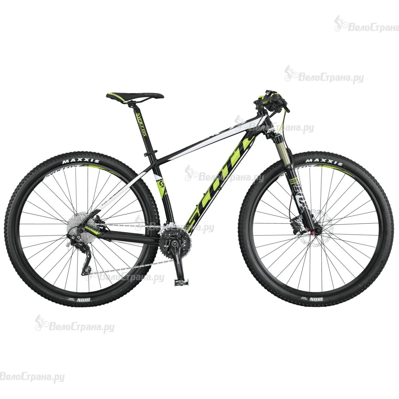 Велосипед Scott Scale 950 (2015)