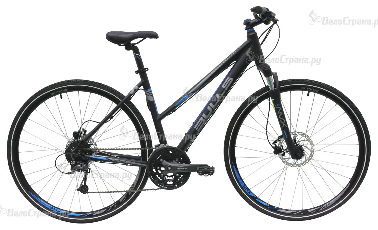 Велосипед Bulls Cross Bike 2 Lady (2016) велосипед женский bulls cross bike street lady 2015 цвет синий рама 21 5 колесо 28