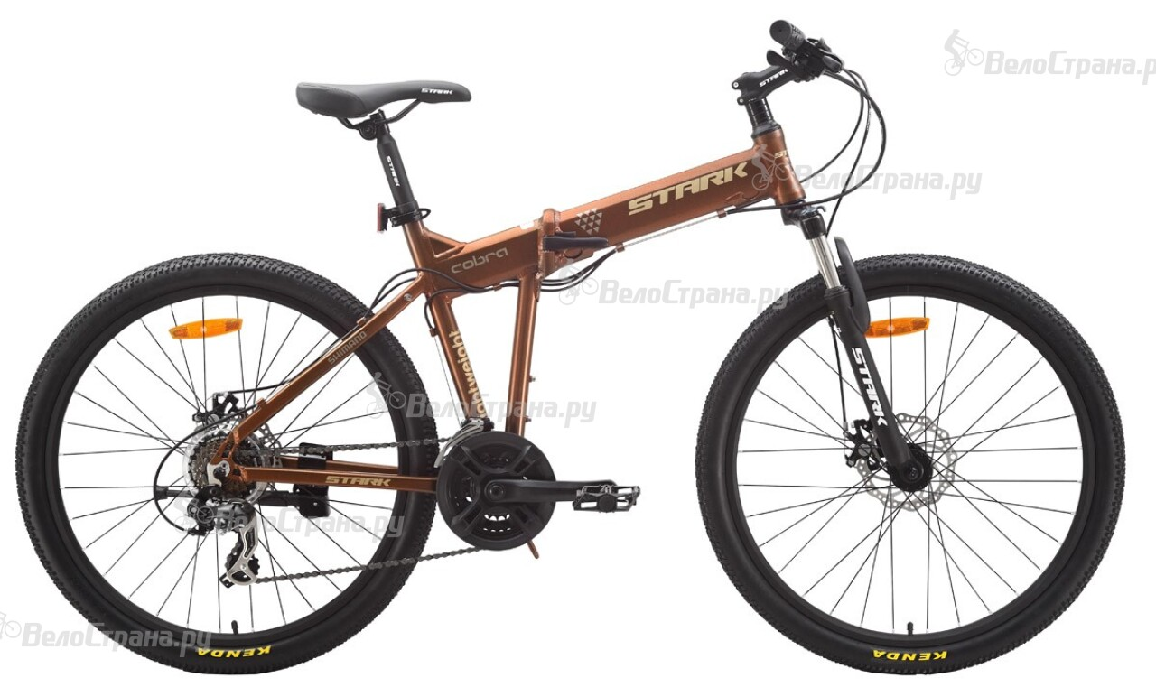 Велосипед Stark Cobra Disc (2015) велосипед bulls king cobra disc 29 2013