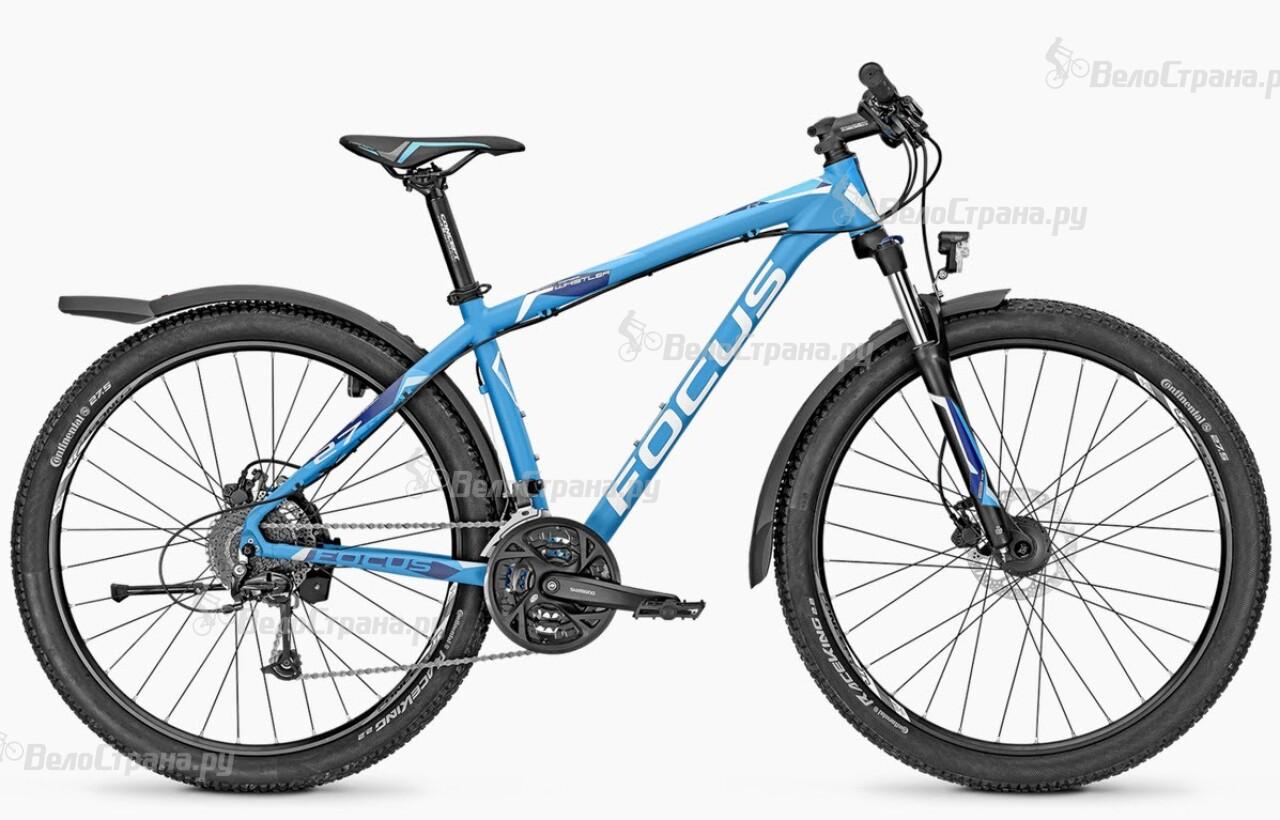 Велосипед Focus WHISTLER 27R 4.0 PLUS (2015)