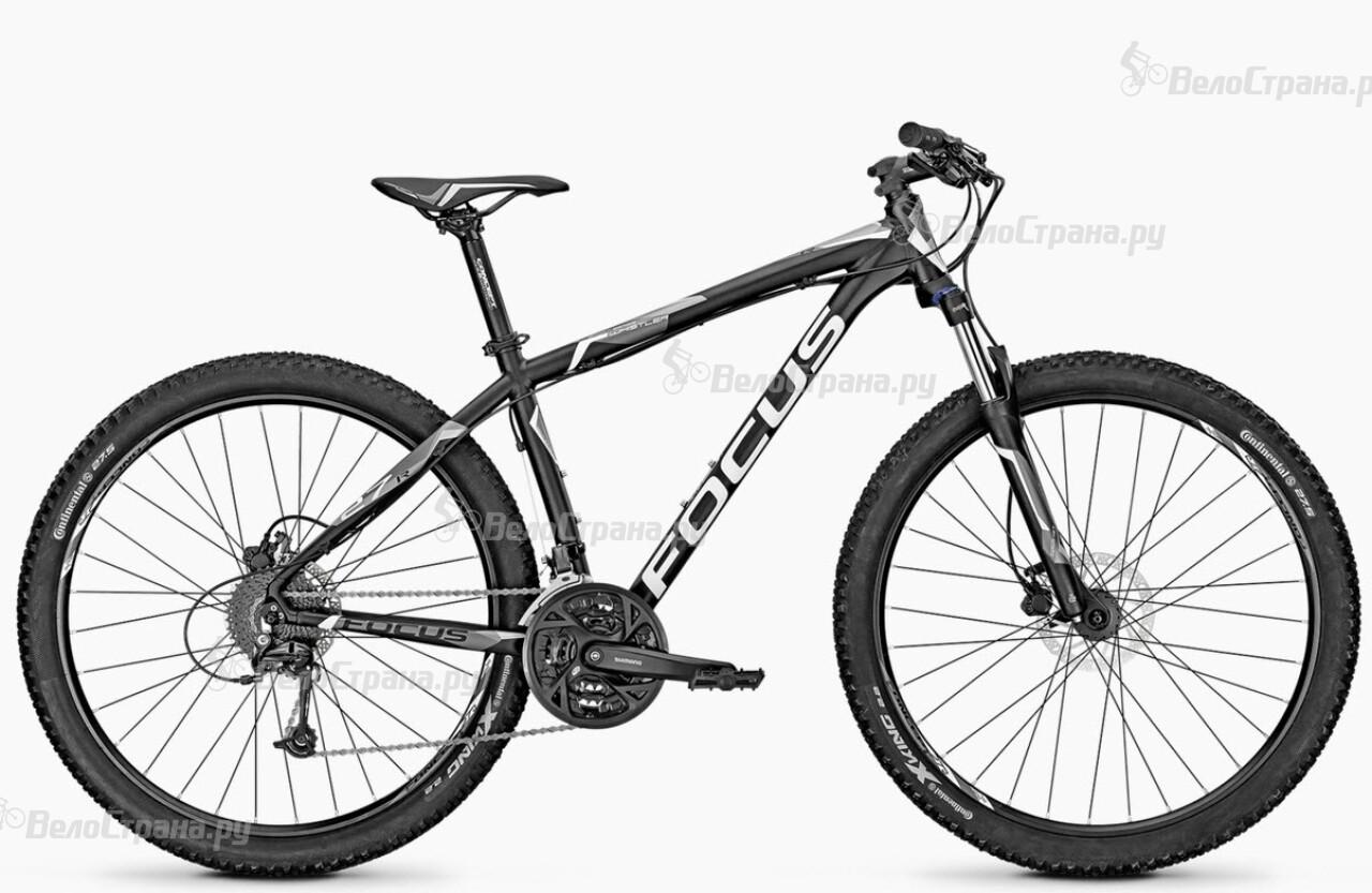 Велосипед Focus WHISTLER 27R 4.0 (2015) цена 2017