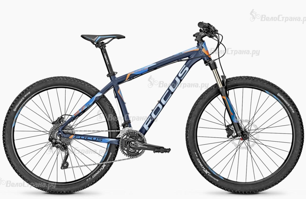 Велосипед Focus WHISTLER 27R 1.0 (2015) whistler pro 80st ru