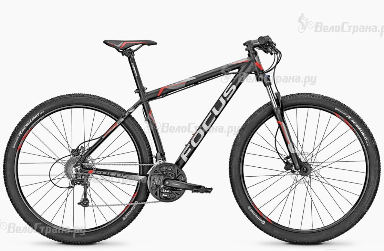Велосипед Focus WHISTLER 29R 4.0 (2015)