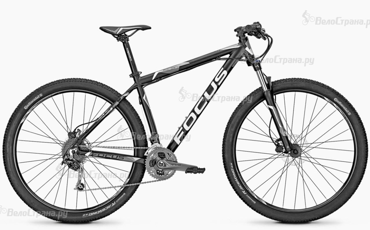 Велосипед Focus WHISTLER 29R 3.0 (2015) цена 2017