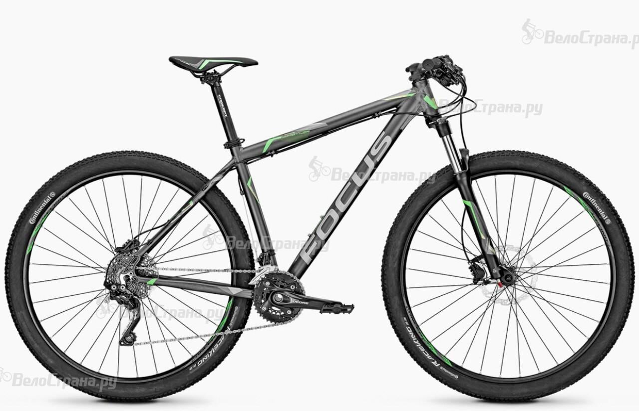 Велосипед Focus WHISTLER 29R 1.0 (2015) велосипед focus raven 29r 6 0 2015
