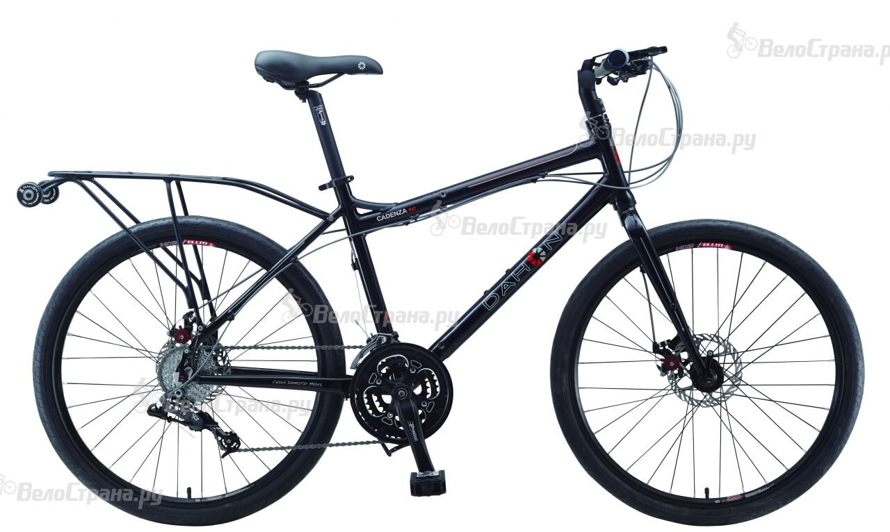 Велосипед Dahon Cadenza D27 (2015) велосипед dahon vybe d7 u 2017