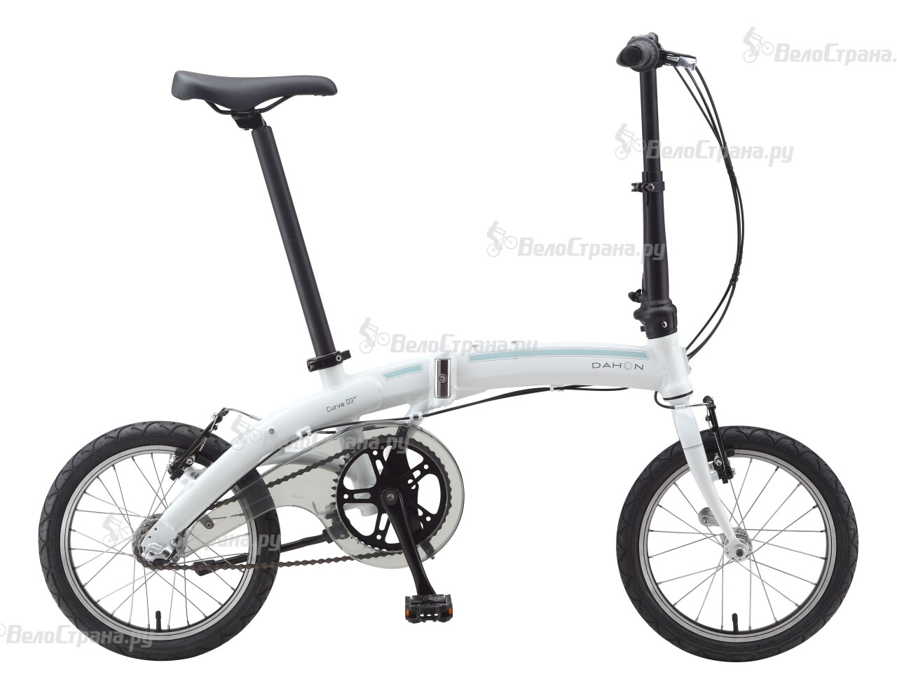 Велосипед Dahon Curve i3 16'' (2015)