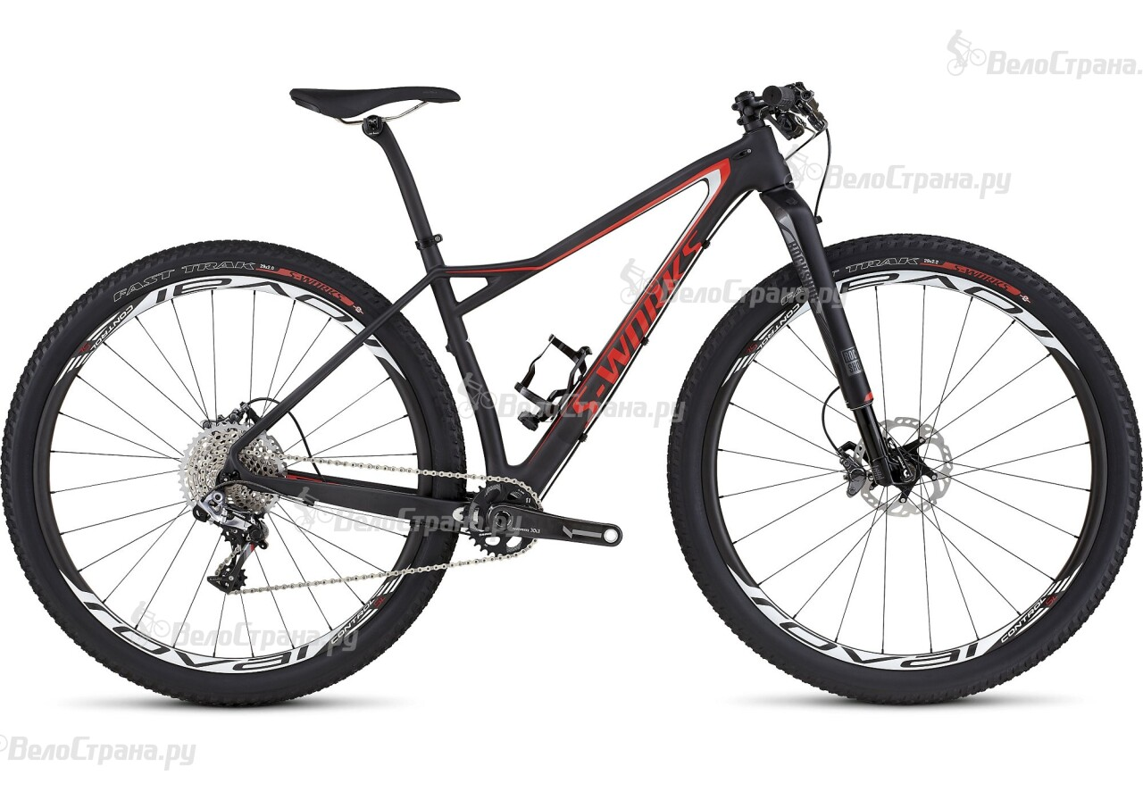 Велосипед Specialized S-Works Fate Carbon 29 (2016) le fate топ
