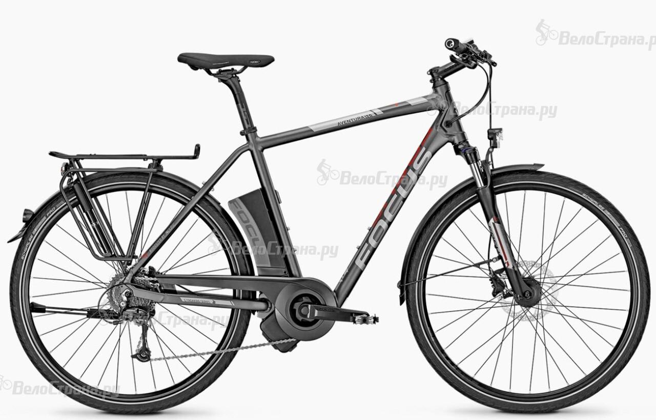 Велосипед Focus AVENTURA IMPULSE 2.0 (2015) цена