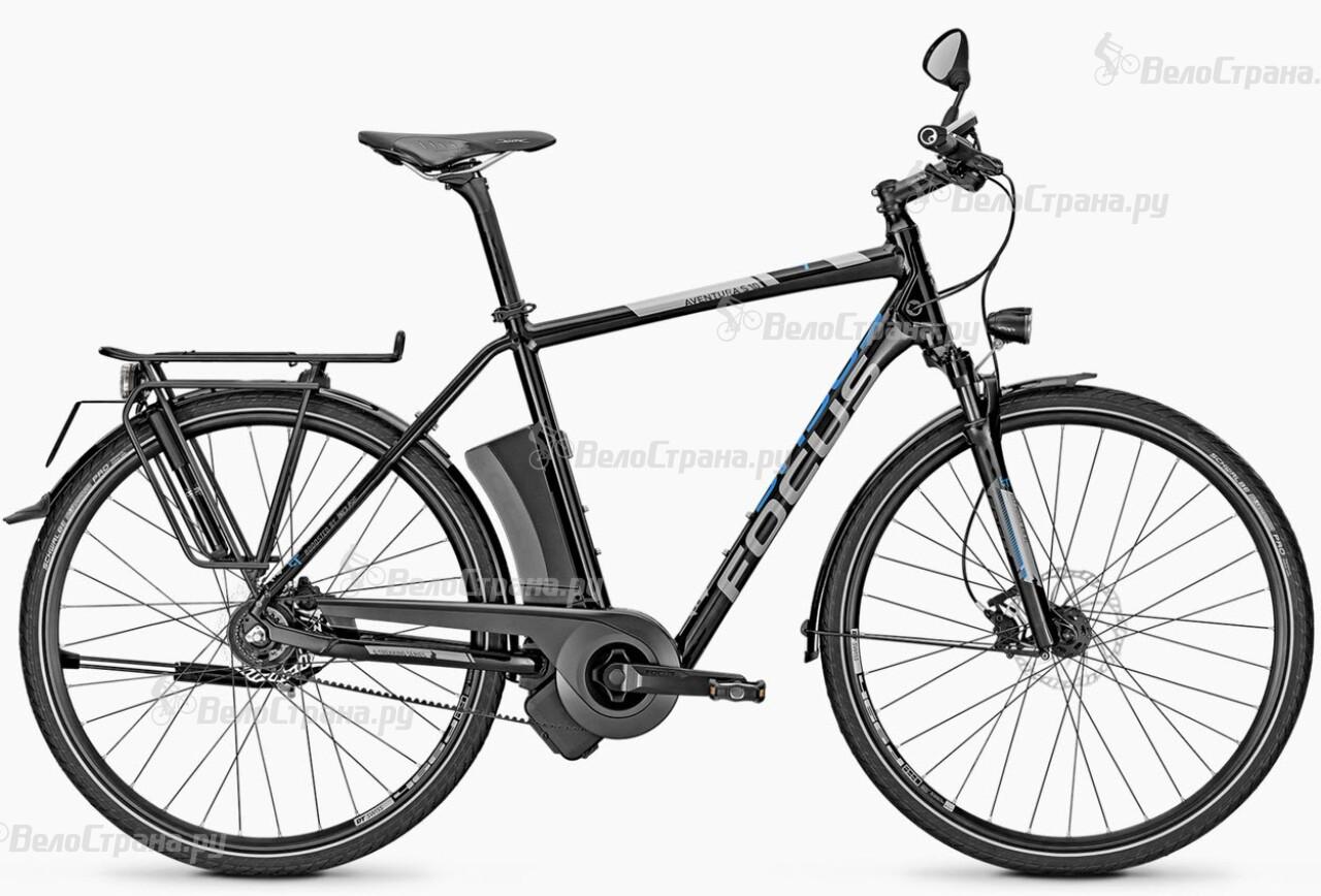 Велосипед Focus AVENTURA IMPULS ESPEED 1.0 (2015) роллер cross aventura черный fblack at0155 1