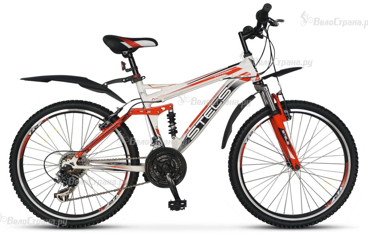 Велосипед Stels Voyager V 24 (2016) велосипед stels voyager md 2015