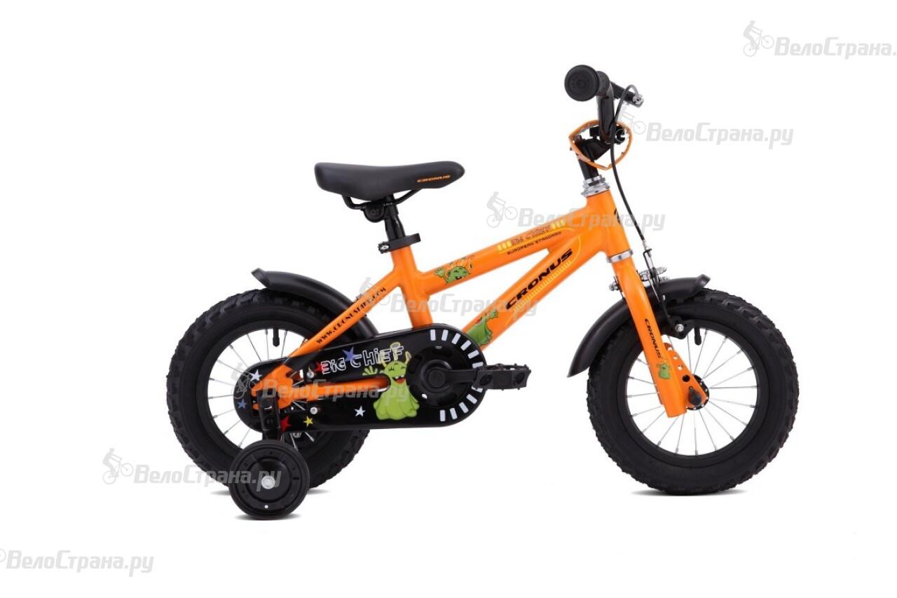 Велосипед Cronus Big Chief 12 (2015) chief cms012018 black extension adjust column 12 18