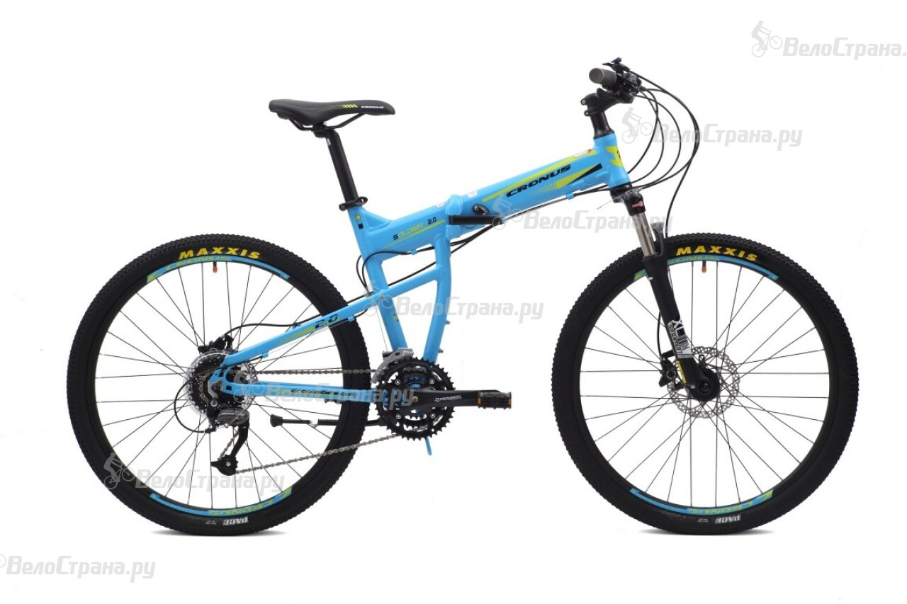 Велосипед Cronus Soldier 2.0 (2015) велосипед cronus alice 16 2017
