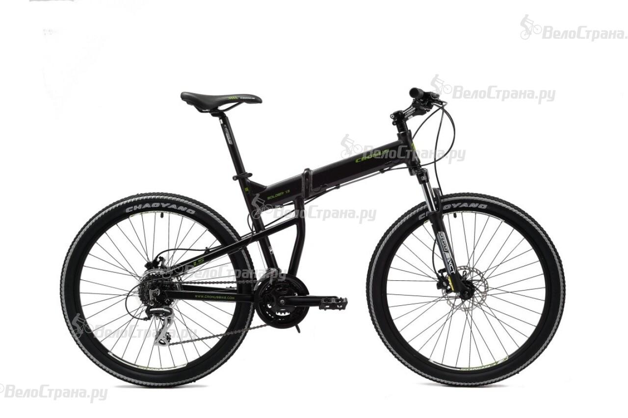 Велосипед Cronus Soldier 1.5 (2014) велосипед cronus soldier 1 5 2014