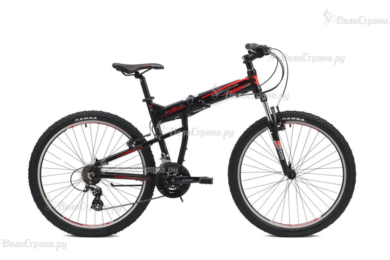 Велосипед Cronus Soldier 0.5 (2015) велосипед cronus soldier 1 5 2014