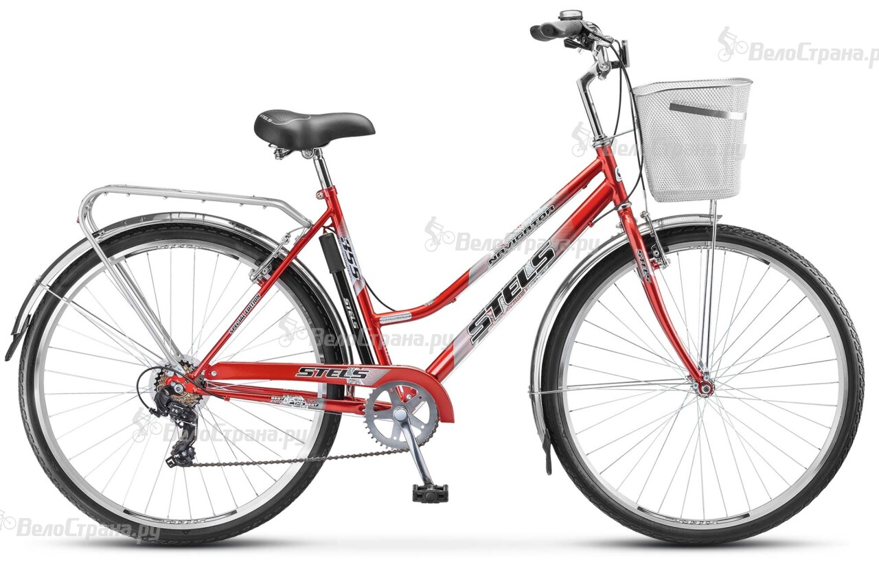 Велосипед Stels Navigator 355 Lady (2016) велосипед stels navigator 355 lady 2016