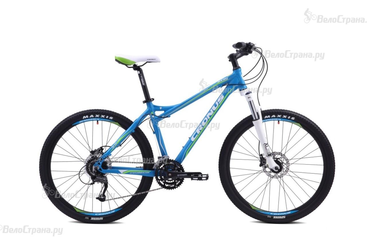 Велосипед Cronus EOS 2.0 (2015) ismartdigi lp e6 7 4v 1800mah lithium battery for canon eos 60d eos 5d mark ii eos 7d