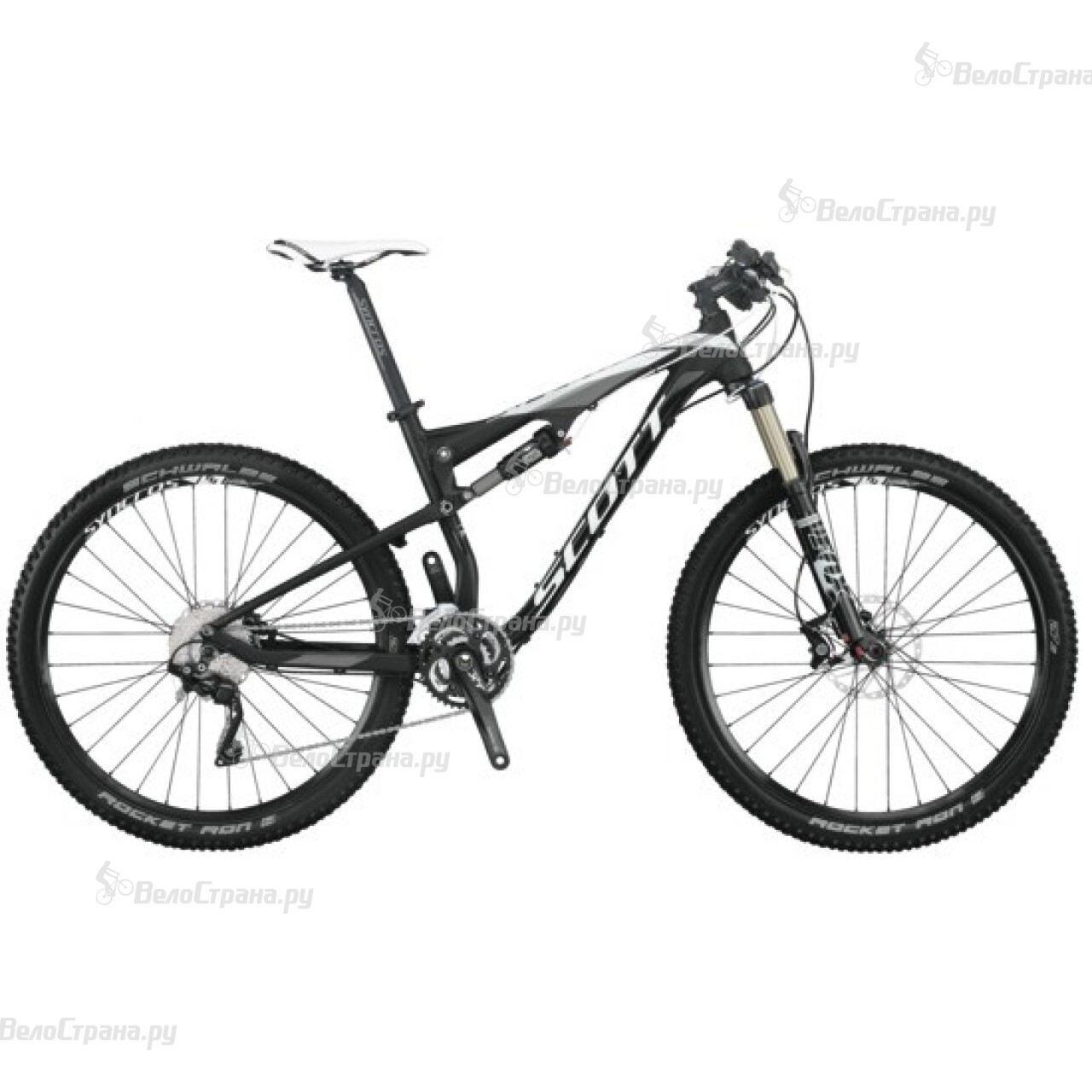 Велосипед Scott Spark 740 (2014)