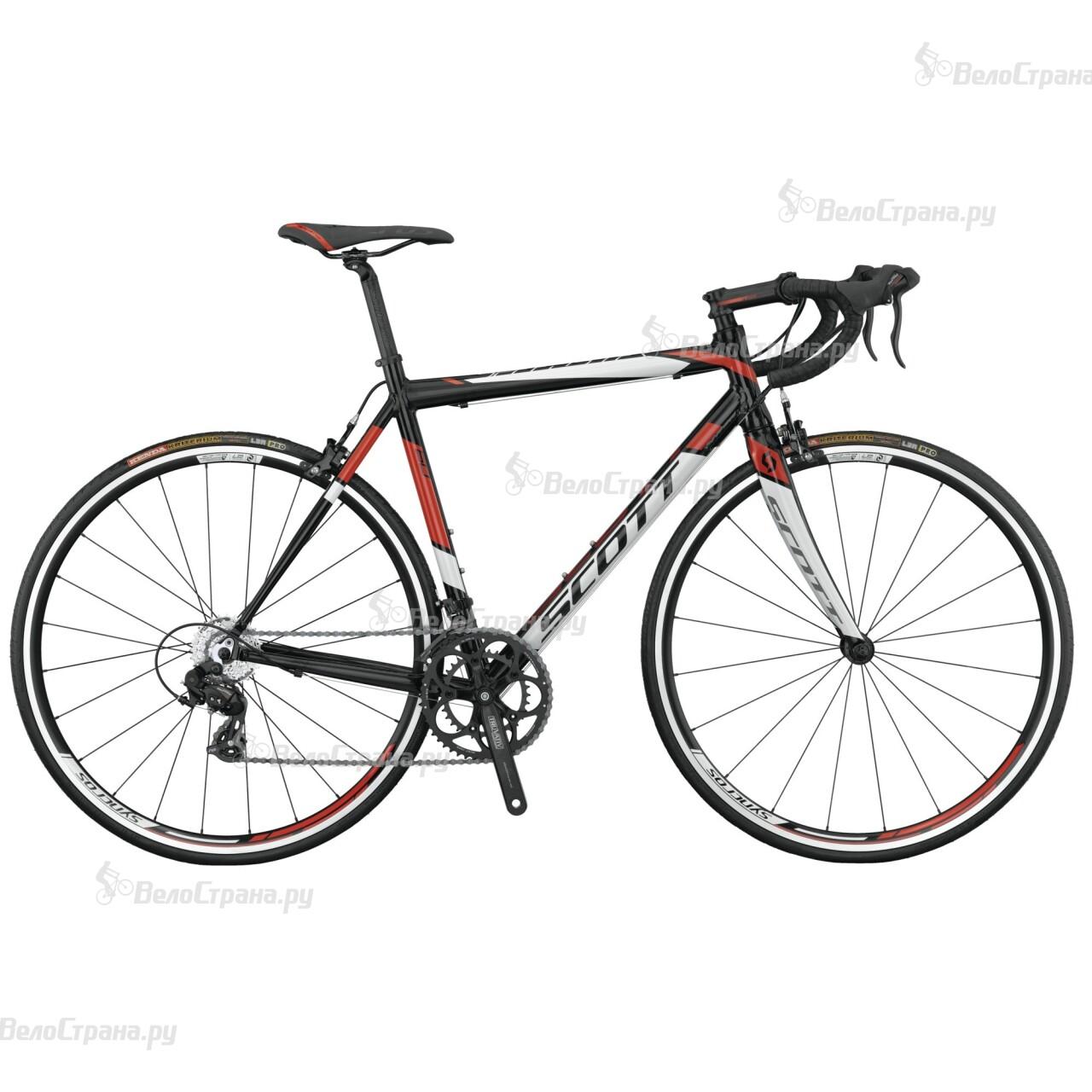 Велосипед Scott Speedster 60 Compact (2015) scott addict sl compact 2015