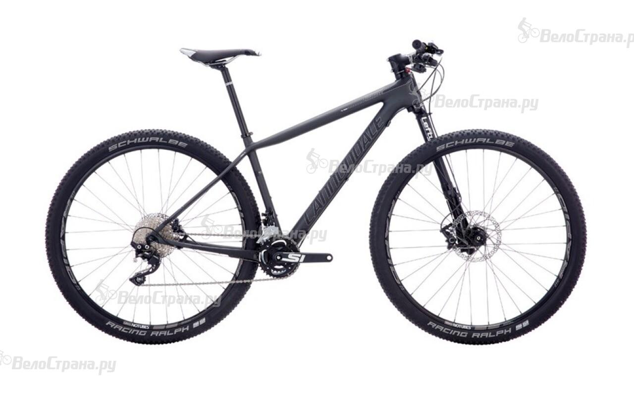 Велосипед Cannondale F-Si Carbon 4 27.5 (2016)