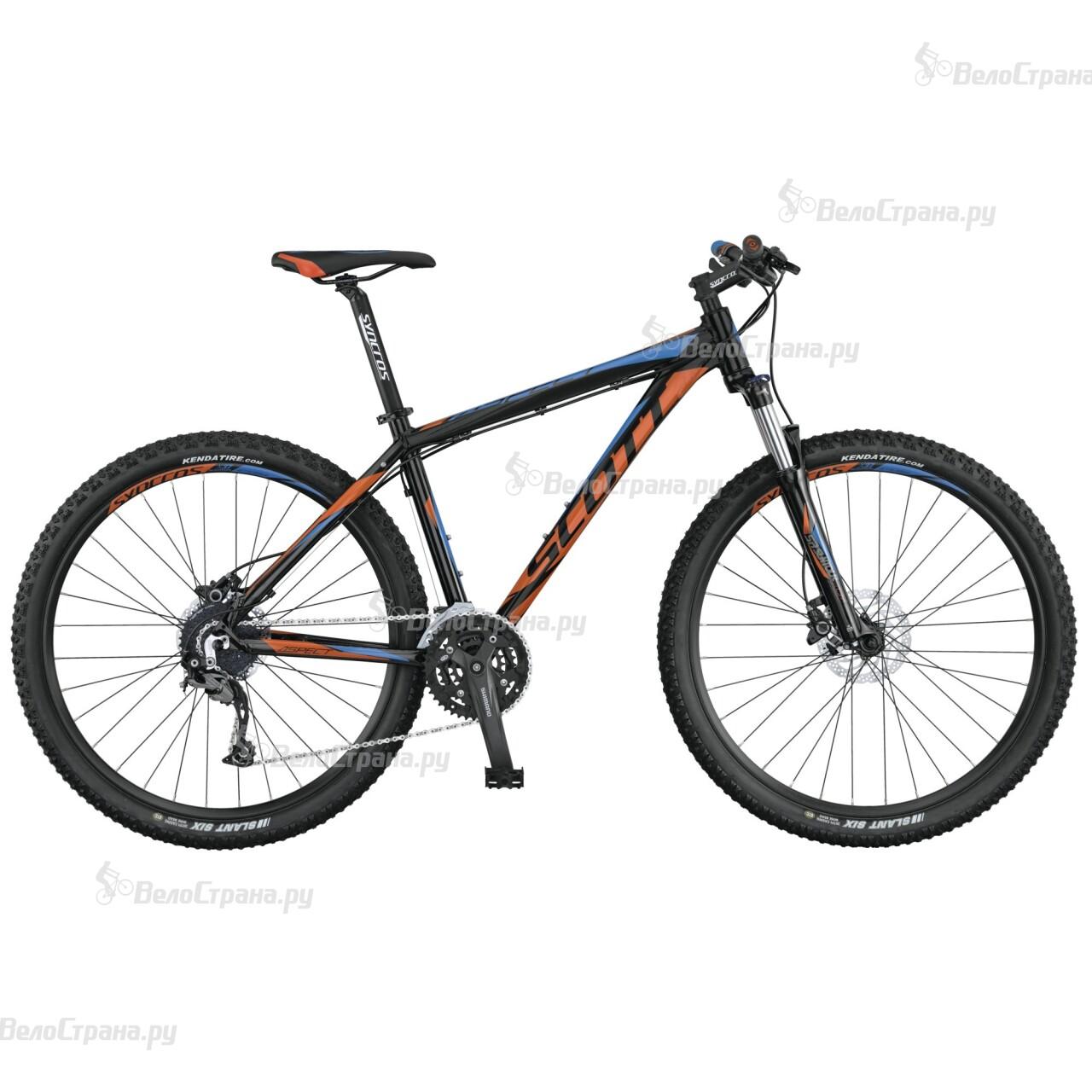 Велосипед Scott Aspect 740 (2015)