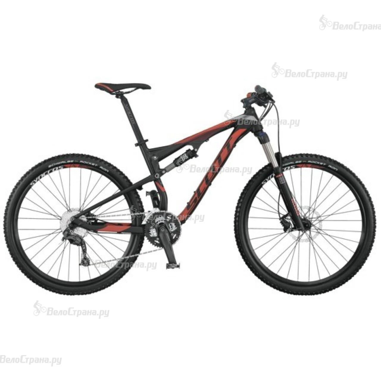 Велосипед Scott Spark 760 (2014) телефон wileyfox spark