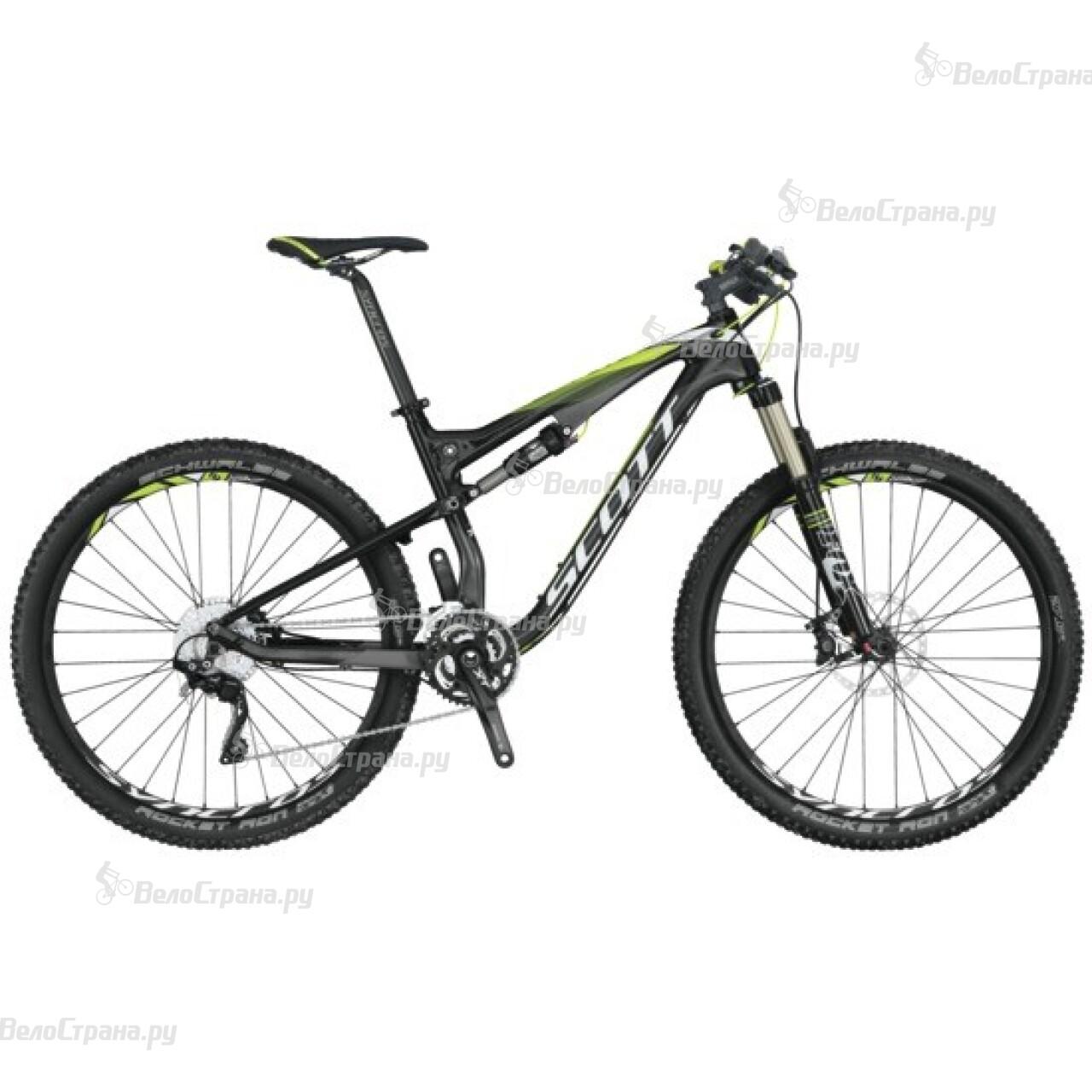 Велосипед Scott Spark 720 (2014) велосипед scott spark 720 2015