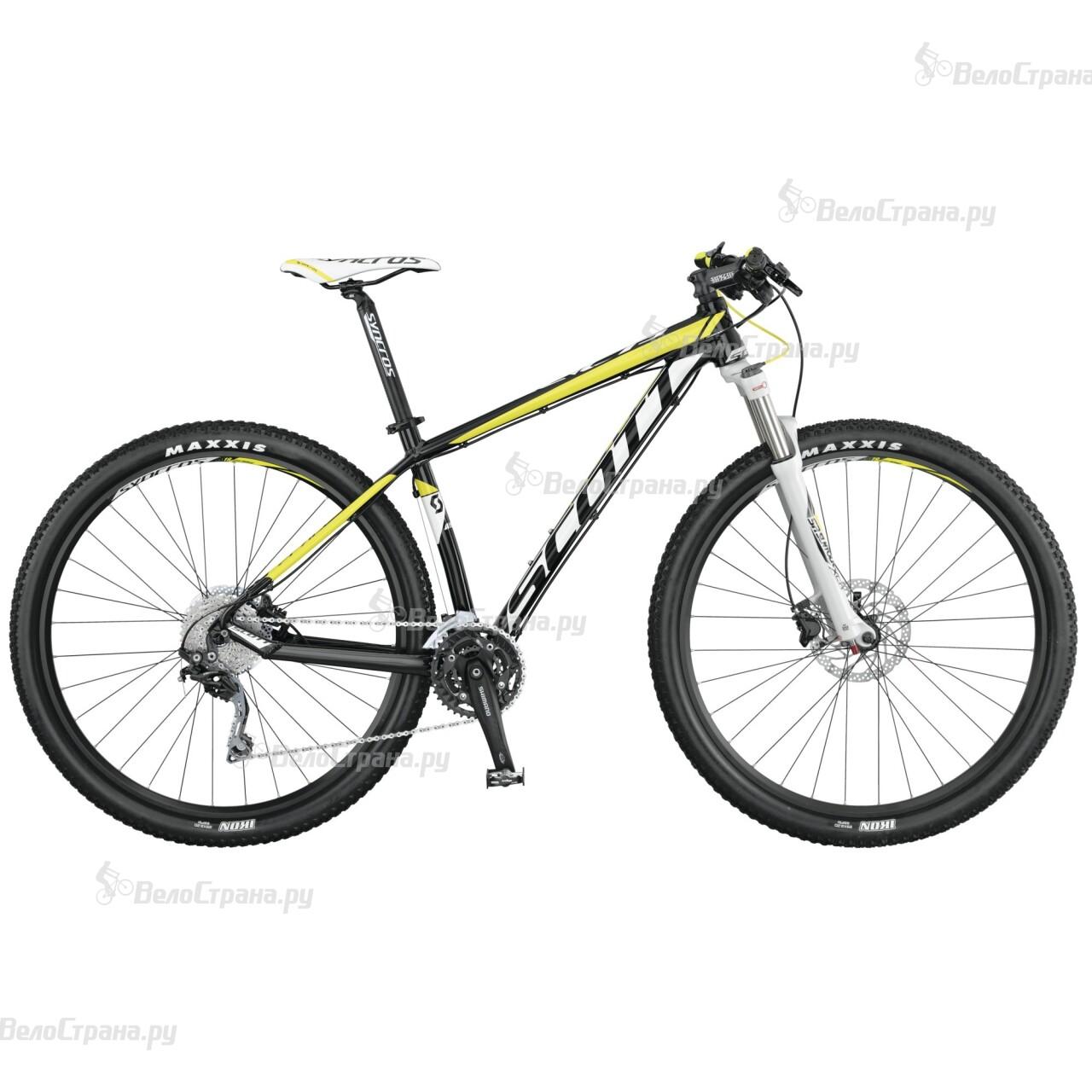 Велосипед Scott Scale 970 (2015)
