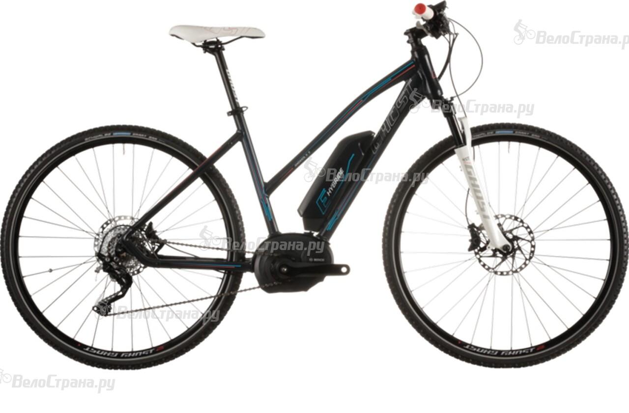 Велосипед Ghost Andasol X 9 Lady (2015) 2015 9 ix 7 12 k999b