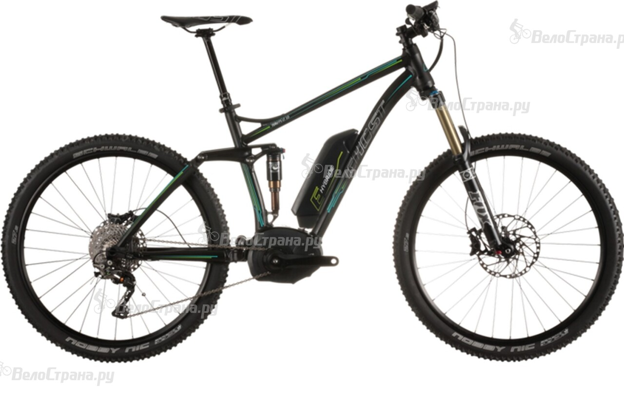 Велосипед Ghost Teru FS LT 10 (2015) велосипед challenger mission lux fs 26 черно красный 16