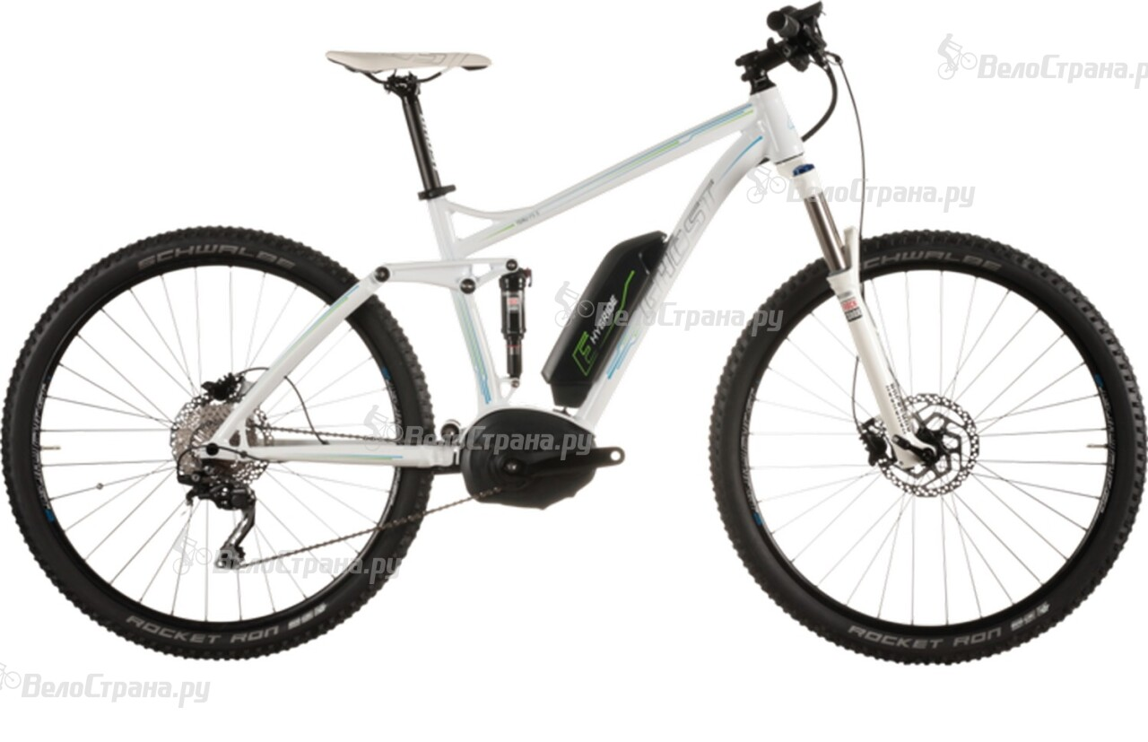Велосипед Ghost Teru FS 5 (2015) 2015 csm360