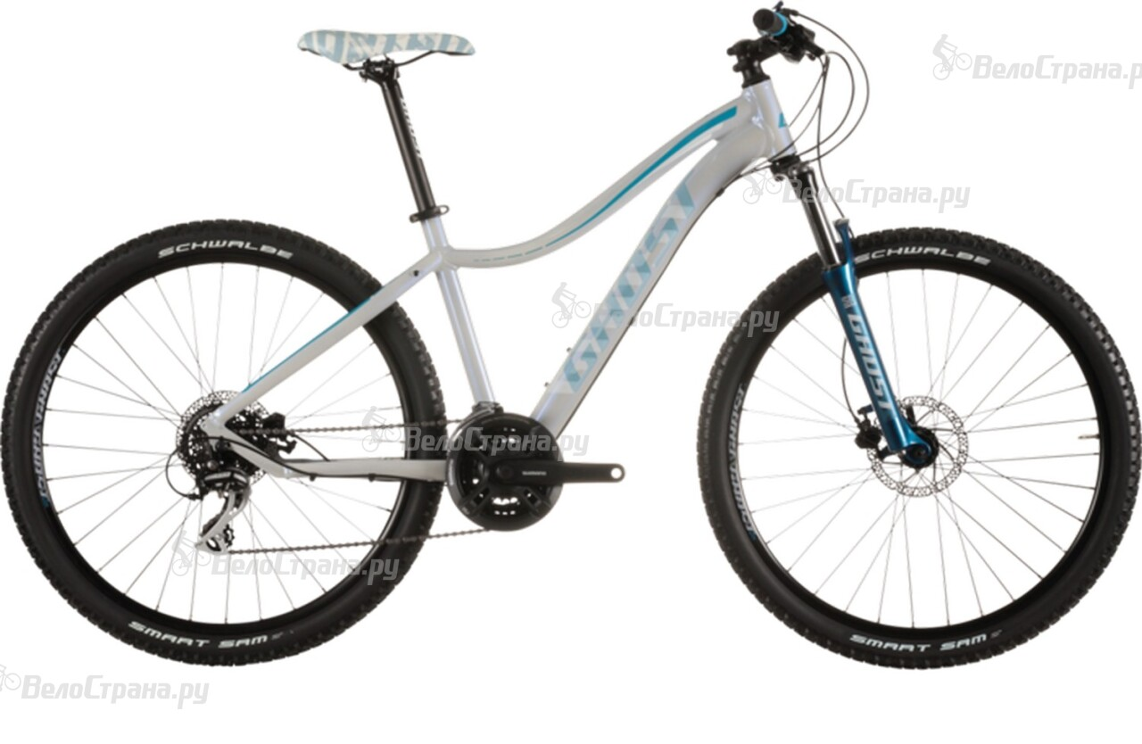 Велосипед Ghost Lanao 2 (2015) велосипед ghost lanao 3 2015