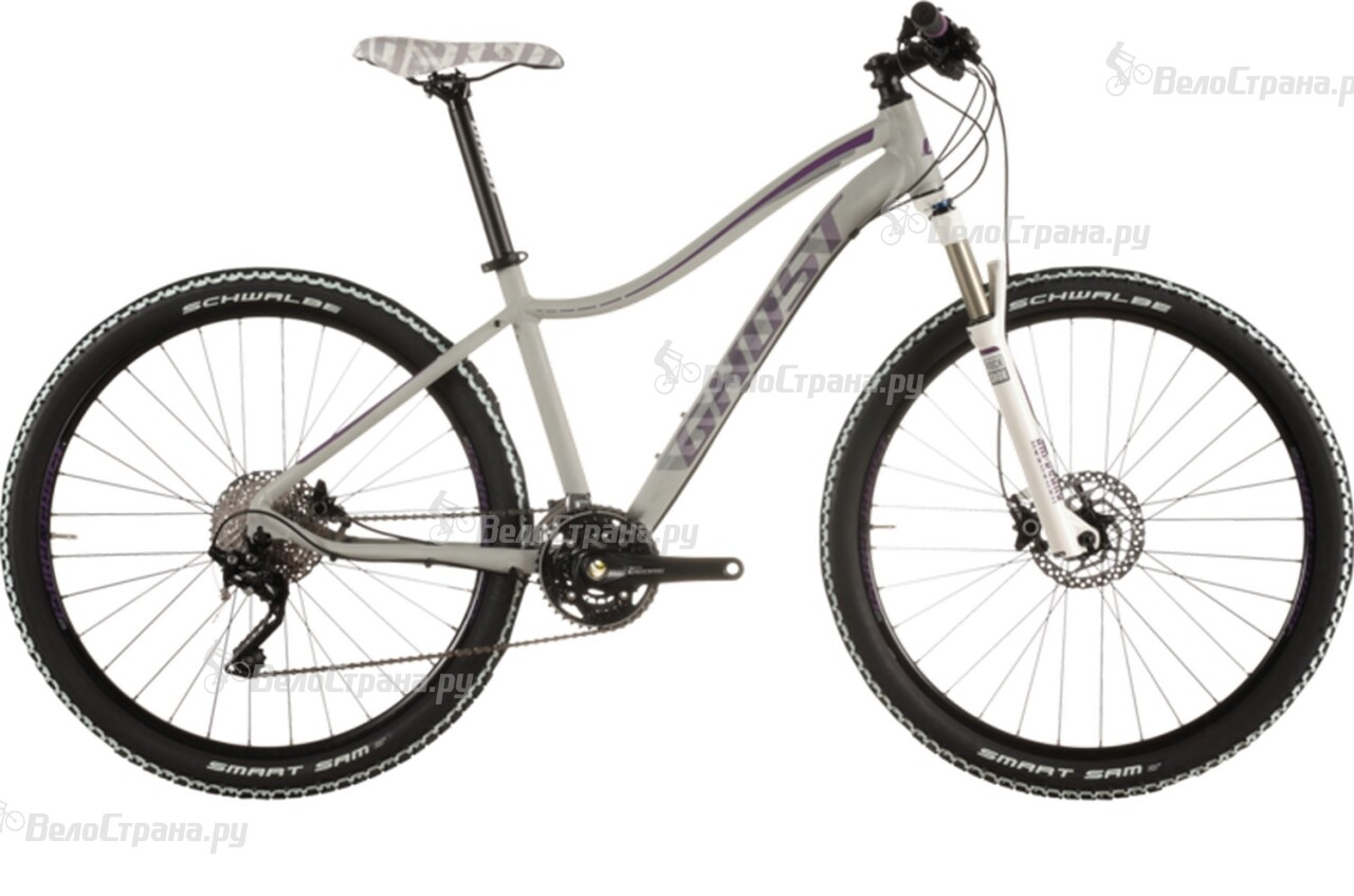 Велосипед Ghost Lanao 7 (2015) велосипед ghost lanao 3 2015