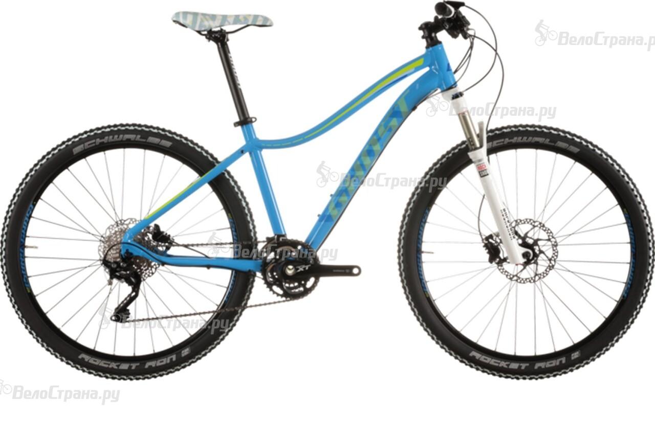 Велосипед Ghost Lanao Pro 6 (2015)  цена