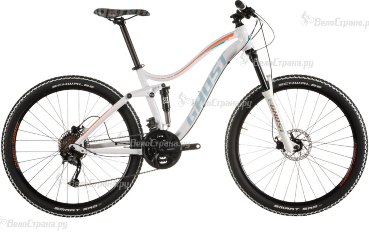Велосипед Ghost Lanao FS 2 (2015) велосипед ghost lanao 3 2015