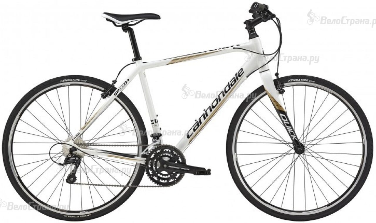 Велосипед Cannondale Quick Speed 2 (2015)