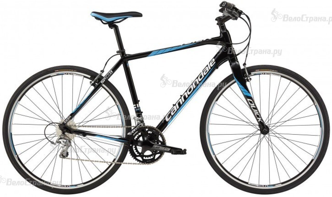 Велосипед Cannondale Quick Speed 1 (2015)