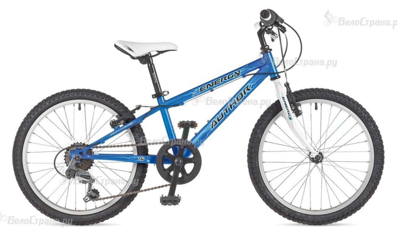 Велосипед Author Energy (2014)