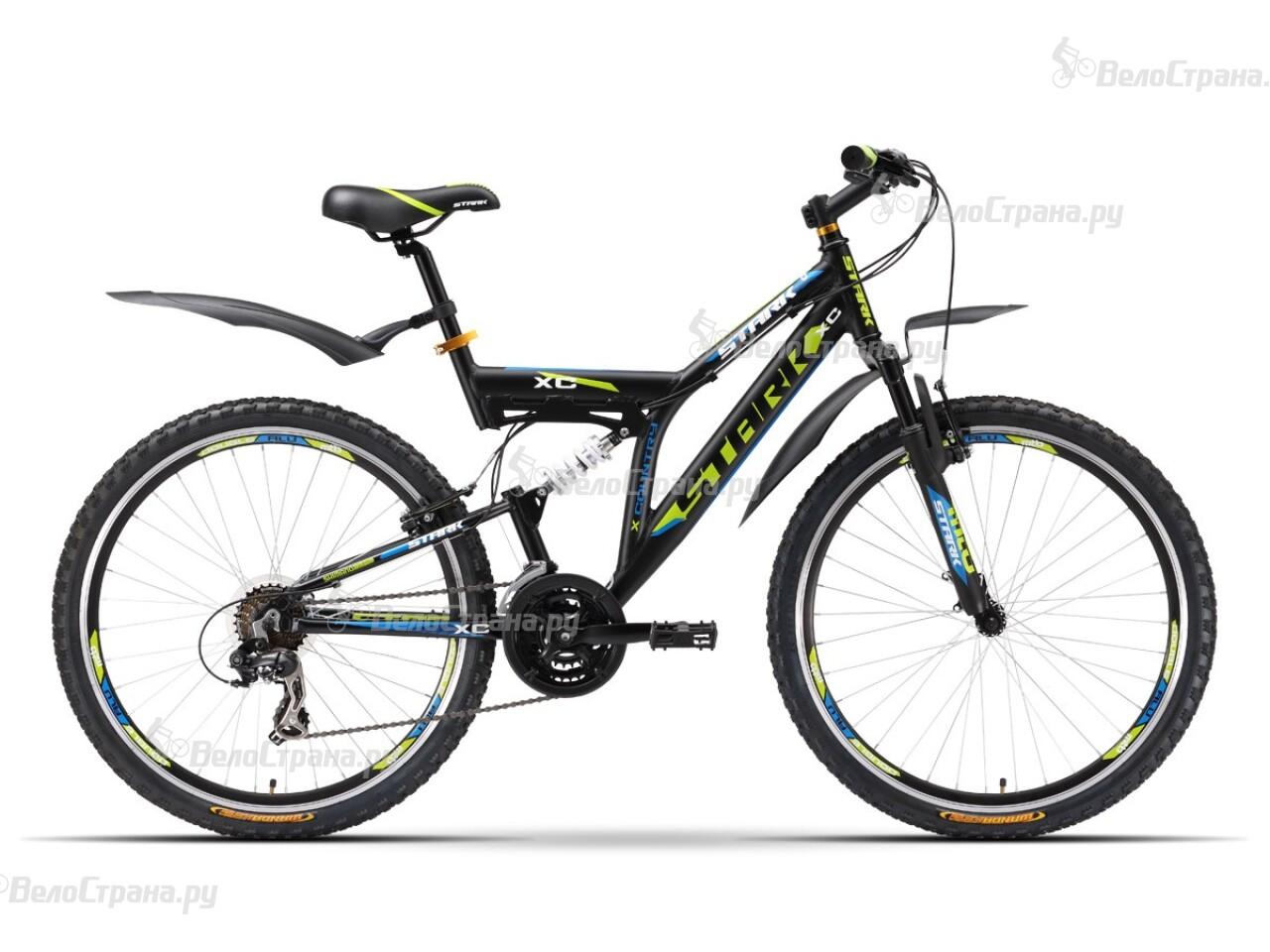 Велосипед Stark Jumper (2016) stark jumper 18 2016 black green
