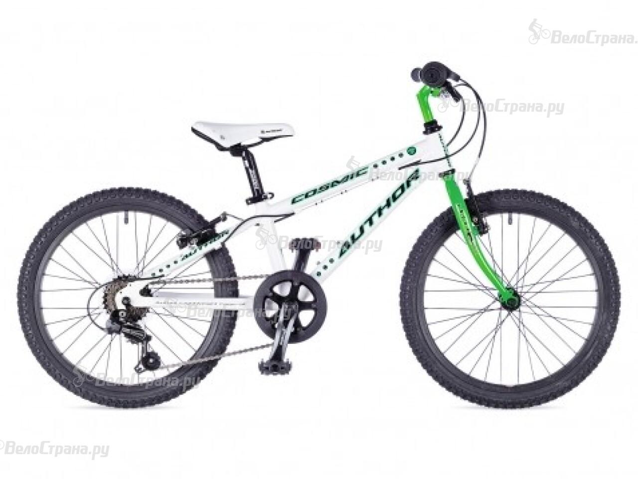 Велосипед Author Cosmic (2014) велосипед novatrack 14 cosmic черный 143 cosmic bk5