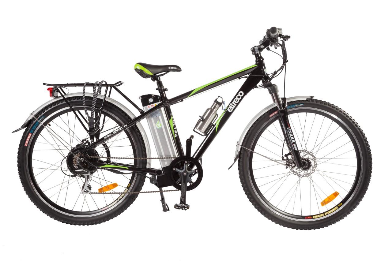 Велосипед Eltreco ULTRA 500W (2016) велосипед eltreco vector 500w 2017