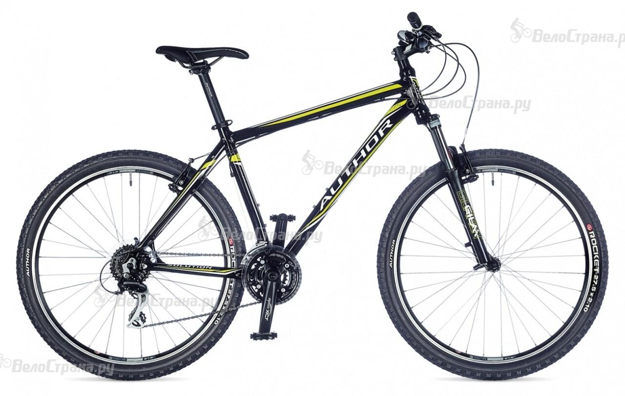 Велосипед Author Solution 27 (2015)