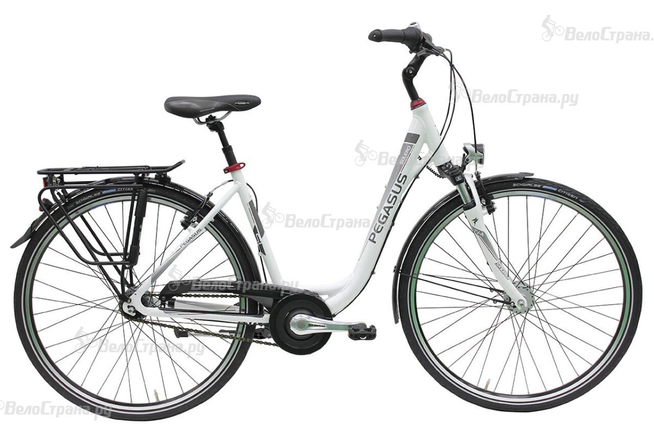 Велосипед Pegasus Pegasus Piazza (Wave8) (2015) велосипед pegasus piazza woman 7 sp 28 2016