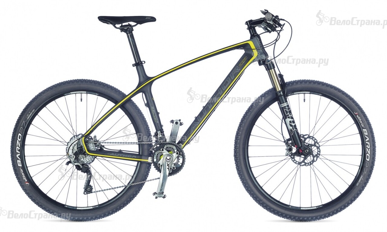 Велосипед Author Sector 27 (2015) велосипед author modus 27 2015