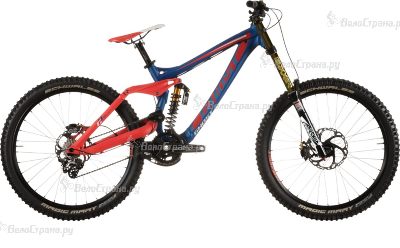 Велосипед Ghost DH 9 (2015) цены онлайн