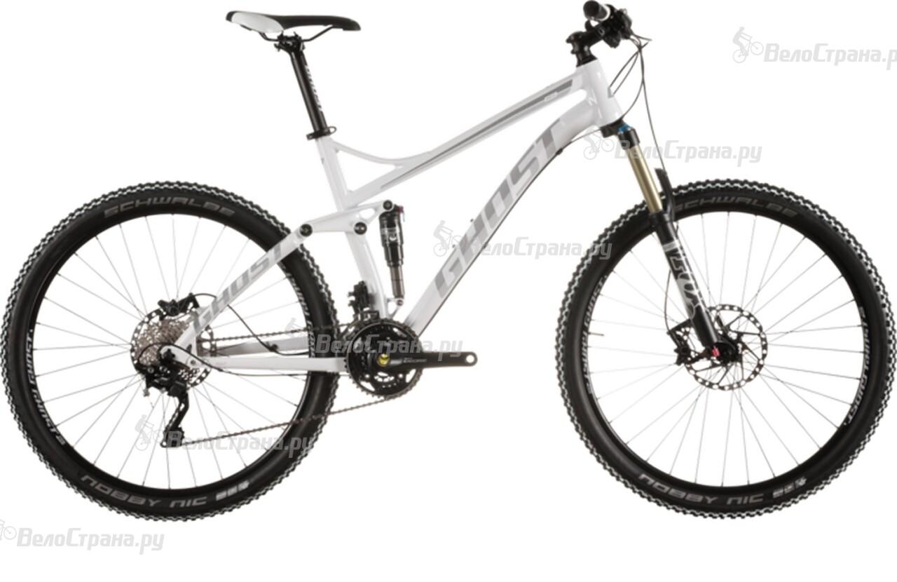 Велосипед Ghost Kato FS 5 (2015) велосипед challenger mission lux fs 26 черно красный 16